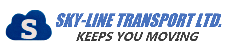 Sky-Line Transport Ltd | Container Shipping Edmonton, AB  | Drayage